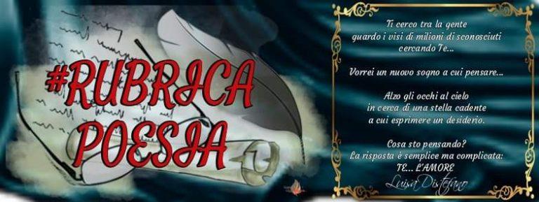 Rubrica#poesia, Gotica Chimera di Francesca Ghiribelli