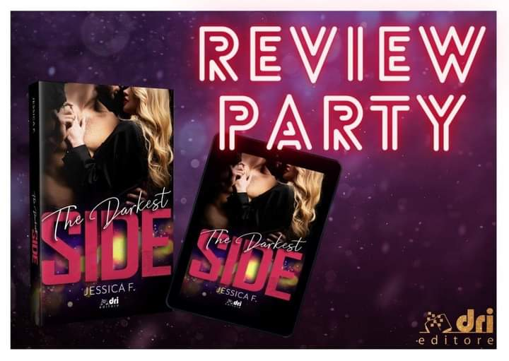 Review party, The Darkest Side di Jessica F.