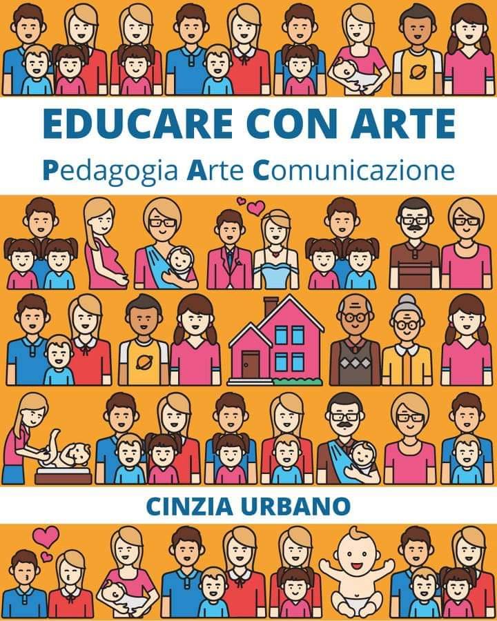Recensione, Educare con arte di Cinzia Urbano