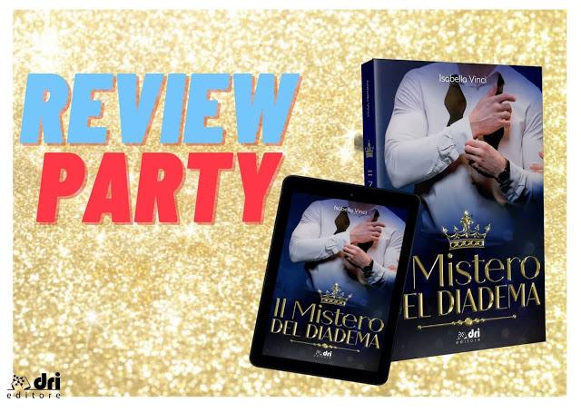 Review party, Il mistero del diadema di Isabella Vinci