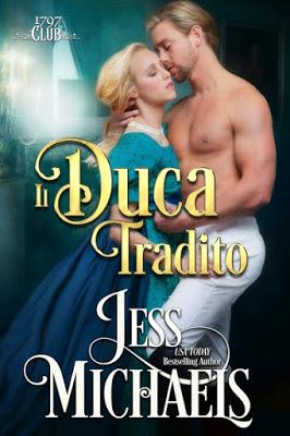 """Review Tour """"il Duca tradito"""" di Jess Michaels"""