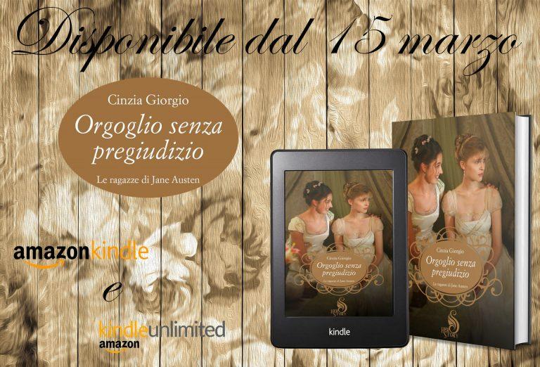 Review party, ORGOGLIO SENZA PREGIUDIZIO – Le ragazze di Jane Austen di Cinzia Giorgio
