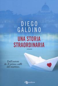 """Intervista a Diego Galdino, autore di """"Una storia straordinaria""""."""