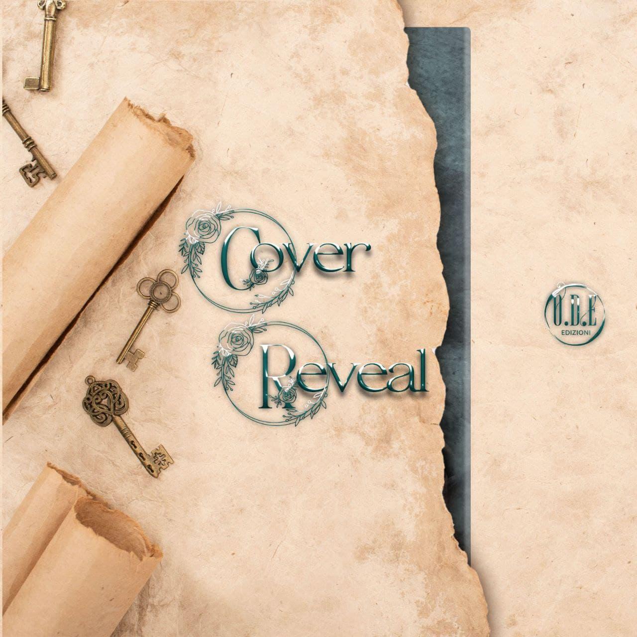 Cover reveal, Lucretia di Amelia J.Parker