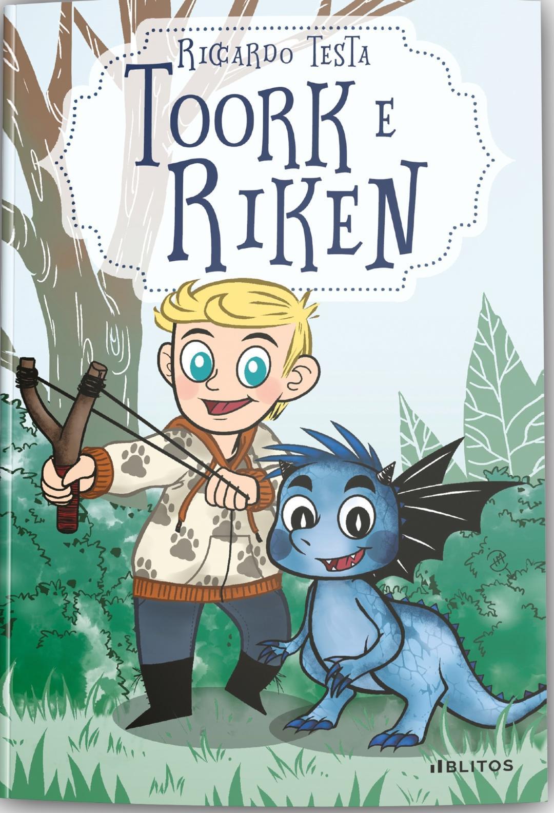 Tork e Riken: una storia di coraggio di Riccardo Testa
