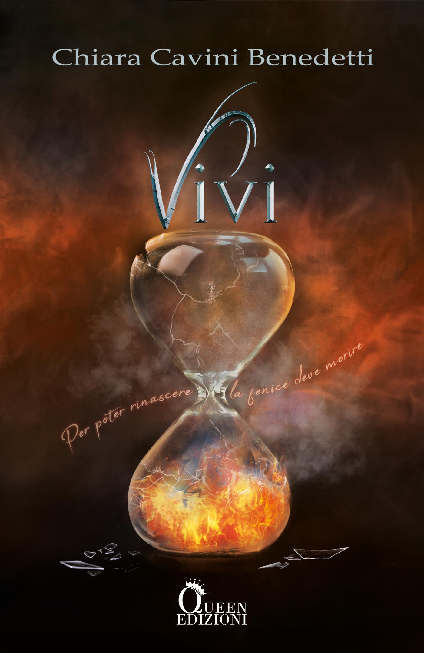 Cover reveal, Vivi di Chiara Cavini Benedetti