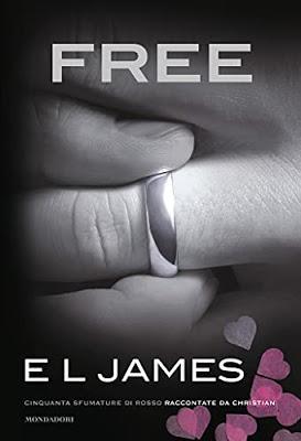 Review party, Free di E.L. James (Cinquanta sfumature di Rosso raccontate da Christian)