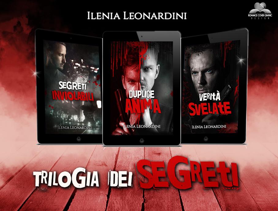 Trilogia dei Segreti di Ilaria Leonardini